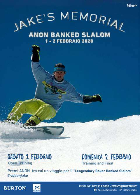 Anon Banked Slalom Jake Memorial