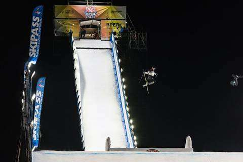 Birk Ruud vincitore Big Air Freeski (foto skipass)