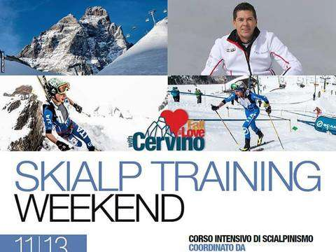 Cervinia Skialp Training Weekend