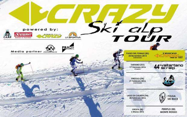 Crazy Skialp Tour 2016