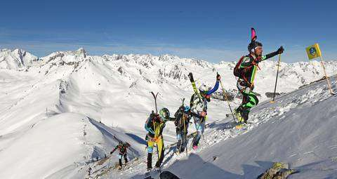 Epic Ski Tour Trofeo Fiou (foto newspower)