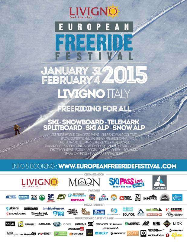 European Freeride Festival 2015