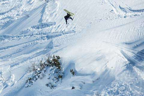 Fieberbrunn Kitzbüheler Alpen Swatch Freeride World Tour 2016 foto Dom Daher