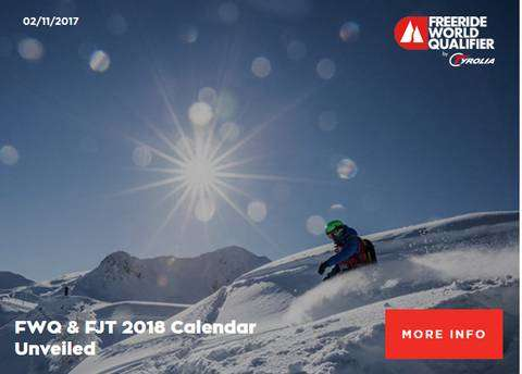 Freeride World Qualifier 2018 (foto fwt)