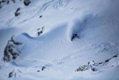 Freeride World Tour Chamonix 2016 (foto fb Freeride World Tour)