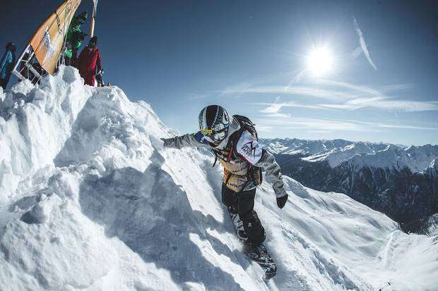 Freeride World Tour Junior  (5)