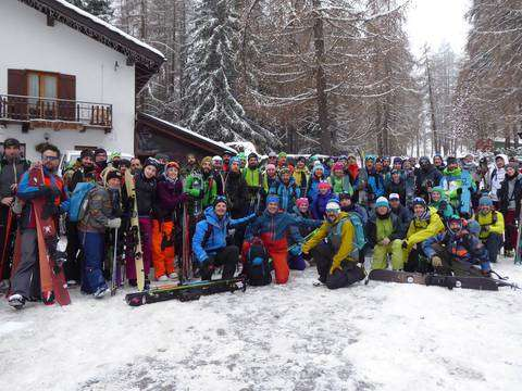I partecipanti allo Split Day Aosta Valley 2018 (20)