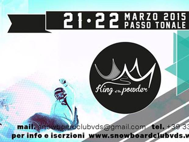King of the Powder Passo Tonale