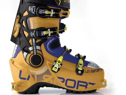 La Sportiva Total Look all'Ispo