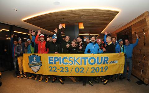 La Sportiva Epic Ski Tour Media Day (foto newspower)