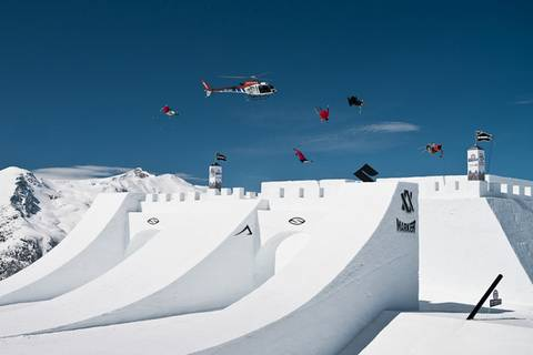 Livigno Nine Knights 2013 (photo Klaus Polzer)