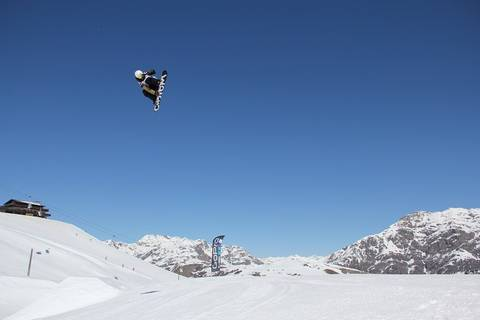Livigno Suzuki Nine Knights