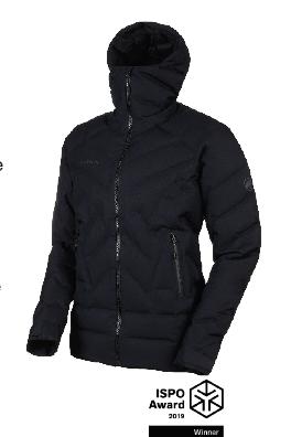tolle Passform exklusives Sortiment am besten bewerteten neuesten Mammut Photics HS Thermo Hooded Jacket | Snow Passion