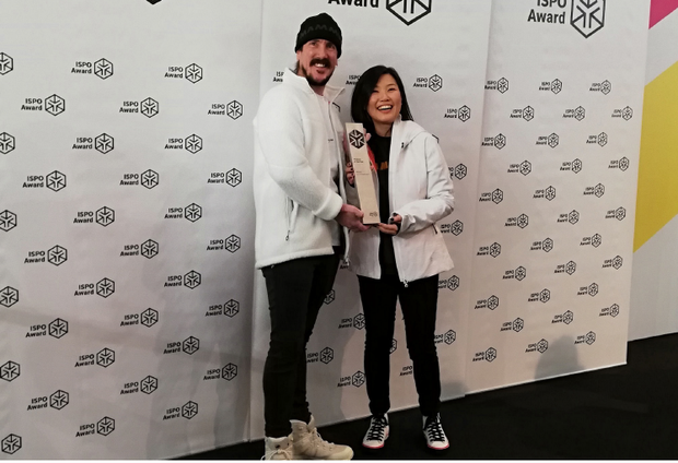 Mammut vince 3 ISPO Awards