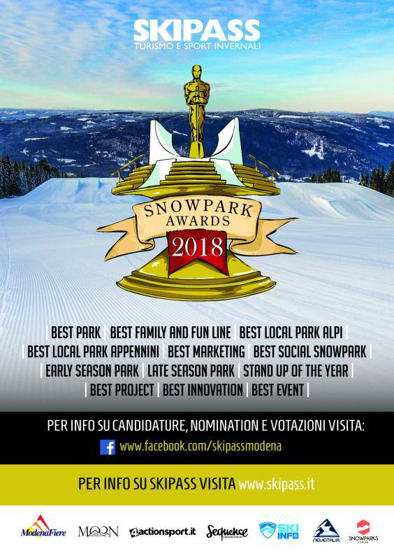 Manifesto Snowpark Awards