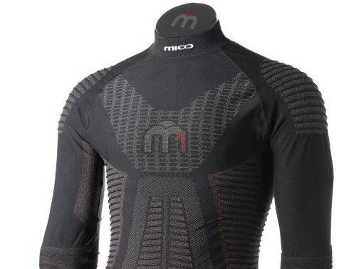 Mico Sport M1 Winter Pro Underwear in Dryarn (1)