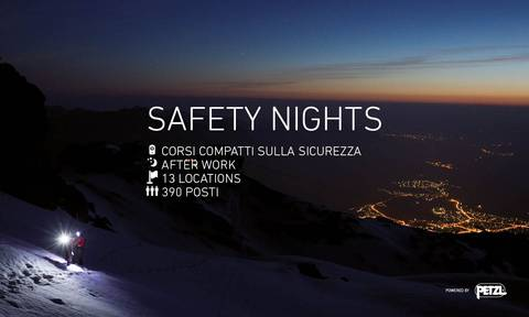 Ortovox Safety Nights con Petzl (1)