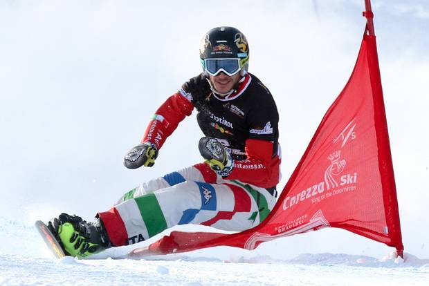 PGS Carezza Aaron March (foto fis/oliver kraus)