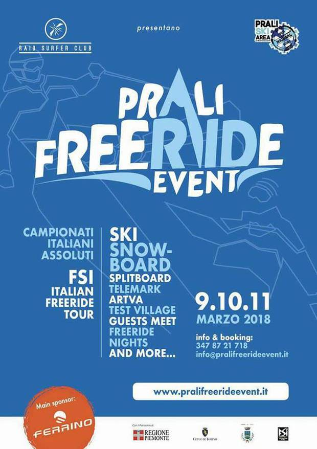 Prali Freeride Event