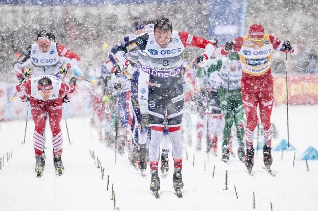 Pursuit di Lillehammer (foto fis)