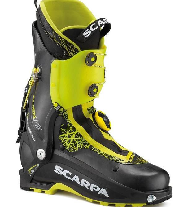 I nuovi modelli da scialpinismo di SCARPA  Maestrale RS b23c6f93660
