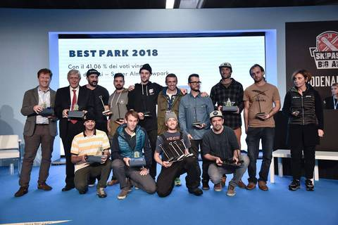 Skipass Snowpark Awards 2018 (foto Moon)