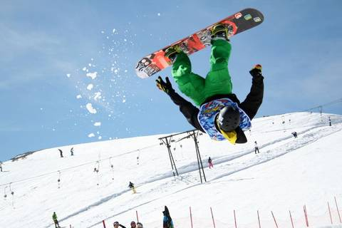 Slopestyle Campo Staffi