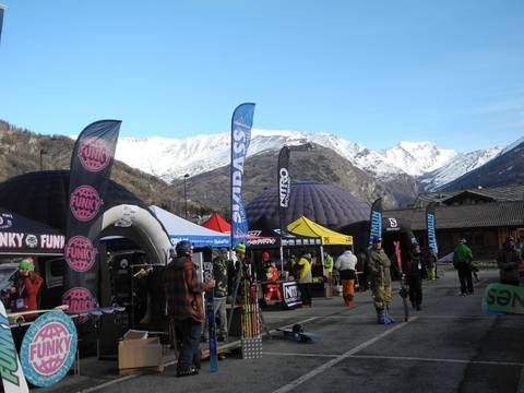 Snow Shop Test Bardonecchia
