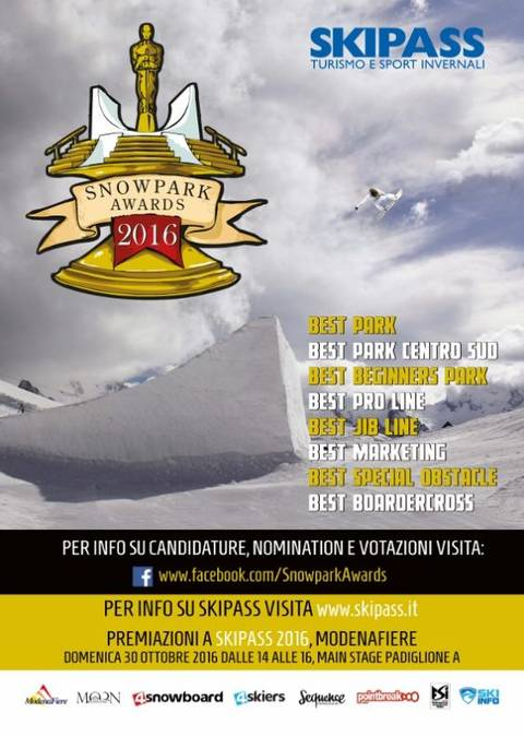 Snowpark Awards
