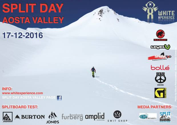 Split Day Aosta Valley 2016