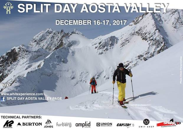 Split Day Aosta Valley dicembre 2017