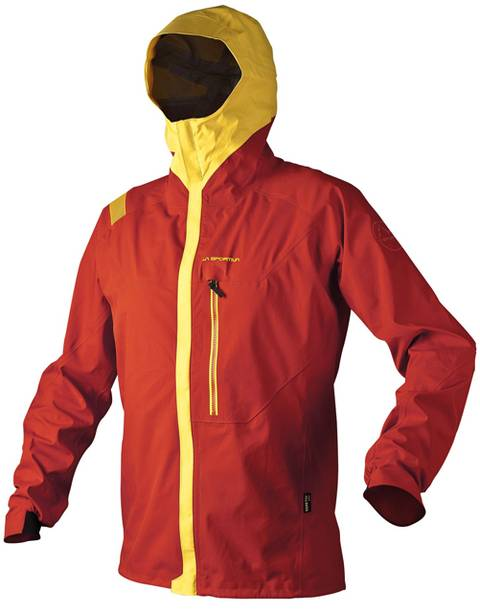 Storm Fighter GTX JKT M Red