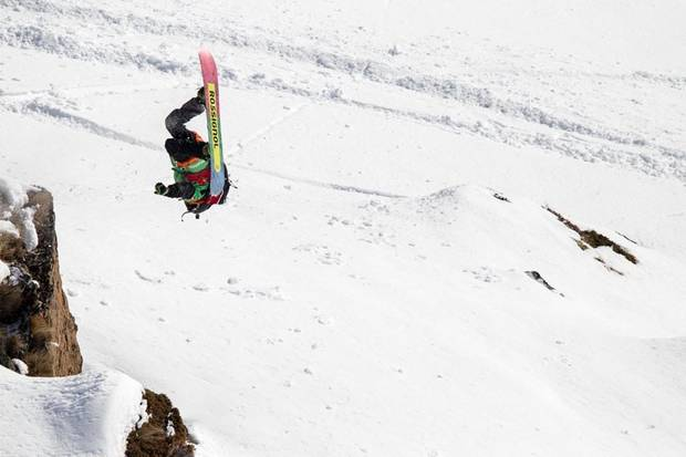 Vallnord Arcalís Swatch Freeride World Tour 2016 (foto Tim Lloyd)