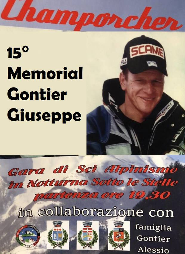 Volantino Memorial Gontier Champorcher