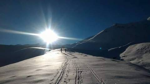 Weekend Ski Trab test al Passo dello Stelvio (1)