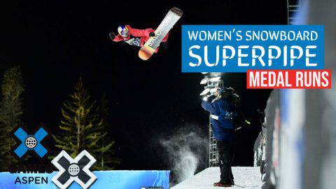 X Games Superpipe (foto new skateboardin video)