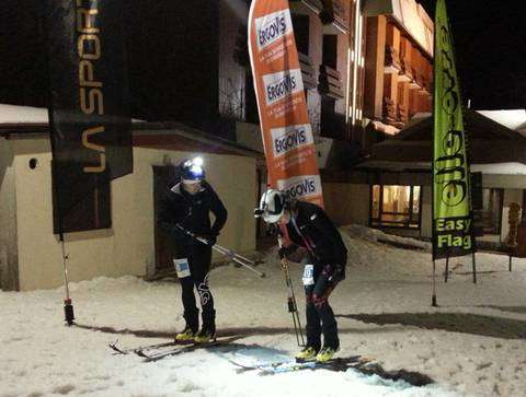 Cambio assetto alla Coppa Mico by Night del Terminillo