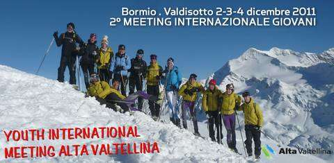 Youth International Meeting Alta Valtellina 2011