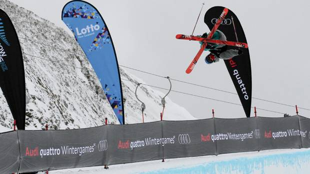 Sci freestyle a Cardrona (NZL)